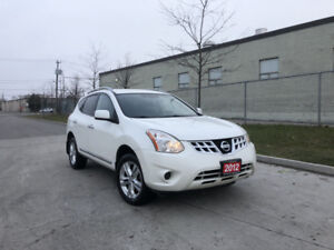 2012 Nissan Rouge, AWD, Automatic, Low Km, 3/Y warranty availabl