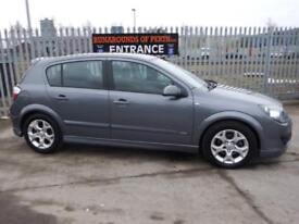 Vauxhall/Opel Astra 1.6i 16v 2006MY SXi 5 Door Hatch Back