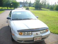 2001 Saturn S-Series SL1 Sedan