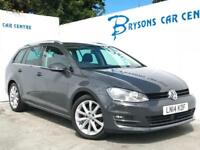 2014 14 Volkswagen Golf 2.0TDI ( 150ps ) GT Estate for sale in AYRSHIRE