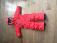 MEC toaster snow suit