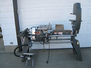 Shopsmith Mark V 10 inch Table Saw with accesssories