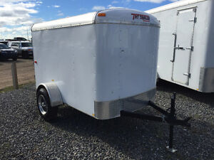 2015 TNT Tote 5x8ft Enclosed Trailer $3499