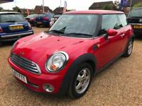 2007 Mini Mini 1.4 One - 7 SERVICES STAMPS - MOT 26/09/2018