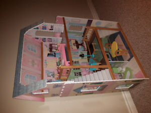 Doll House for Barbie