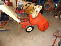 2 Stage Snowblower Without Engine