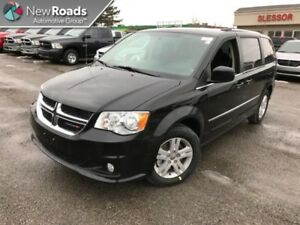 2017 Dodge Grand Caravan Crew  - Navigation - $186.33 B/W