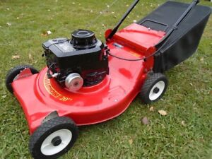 **NEAR NEW - PREMIUM RECONDITIONED ** BAGGER LAWNMOWER