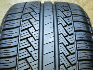 4 Pirelli P6 Four Seasons All Season Tires 245 40 18 245/40/R18