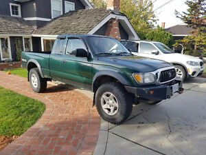 2002 Toyota Tacoma TRD Off Road Pickup Truck