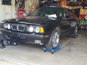 1995 BMW 540i, possible part out