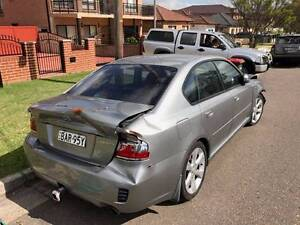 Subaru Liberty Guildford Parramatta Area Preview