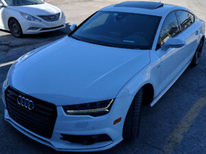 2016 Audi S7 V8 Turbo Quattro Sedan - 450HP!!