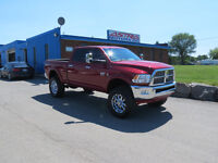 2010 Dodge Ram 2500HD Laramie Diesel Lifted 4x4 $340 Payment