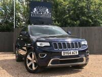 2015 64 JEEP GRAND CHEROKEE 3.0 V6 CRD OVERLAND 5DR AUTO DIESEL