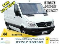 2012 Mercedes-Benz Sprinter 210 Panel Van Diesel Manual
