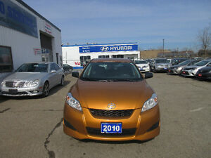 2010 Toyota Matrix- CLEAN CARPROOF!! 6 MONTHS WARRANTY!! $7,990