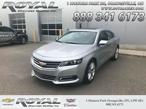 2016 Chevrolet Impala 1LZ  NAVIGATION * SUNROOF * KM'S ARE NOT A