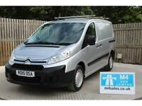 Citroen Dispatch 1000 L1h1 Enterprise P/V Hdi Panel Van 1.6 Manual Diesel