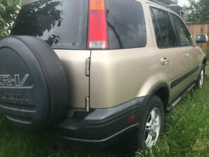 2001 Honda CR-V auto awd. Run great