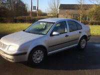 Volkswagon Bora 1.6 Petrol Manual