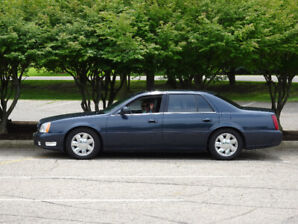 Exceptional  2001 Cadillac DTS