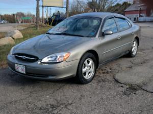 2002 Ford Taurus - *Winter ready*