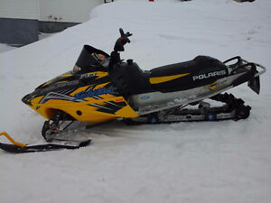 2004 Polaris Switchback 700