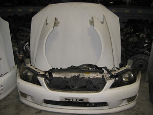 00 05 TOYOTA ALTEZZA LEXUS IS300 SXE10 NOSE CUT JDM IS300 2JZ
