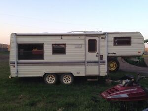 Travel trailer for sale!