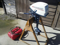 Evinrude 5hp outboard motor