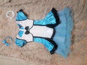 Alice in wonderland fancy dress Eagleby Logan Area Preview