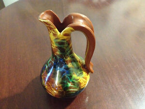 Dartmouth Pottery - Pitcher - perfect condition - 6.5 inches