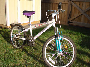 Bicycle and Trampoline for Sale