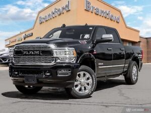 2019 Ram 2500 Limited  - Leather Seats -  Cooled Seats
