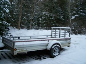 2013 5x10 gal utility trailer for sale