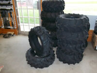 KNAPPS SERVICE CENTER has lowest prices on atv tires CALL!