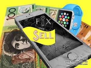  FAST CASH *NOW* FOR YOUR BROKEN/PERFECT IPHONE-APPLE WATCH-IPAD West Perth Perth City Area Preview