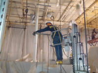 High Level Industrial Cleaning Services