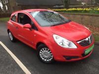 Vauxhall Corsa 1.0i 12v Life, 71000 Miles , Service History