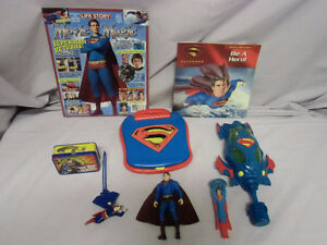 SUPERMAN COLLECTION OF TOYS