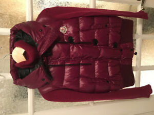 Vêtements MONCLER fille