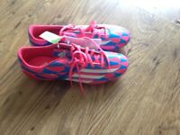 Men's size 11 adidas football boots