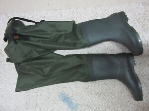 New Leg wader fishing boots size 11