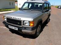 Land Rover Discovery Td5 Xs 5Str Estate 2.5 Manual Diesel