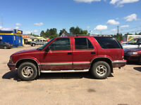 1995 Chevy Blazer for parts
