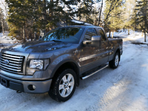 2010 Ford F150 Lariat 4x4 Low Kms