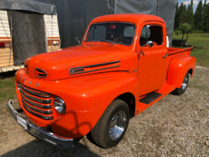 1950 Ford f100 excellent condition