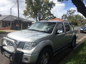 Nissan Navara D402.5 Turbo Diesel, 6 Speed Manual, 4X4, Dual Cab Ryde Area Preview