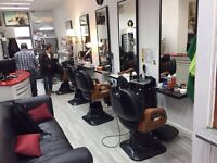 Salon on Gloucester road station to let chairs to let for hair extensions or any Taype of hair